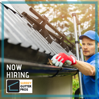 Hiring parttime employees Surrey Gutter Pros Surrey BC